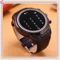 android market phone - 2016 dhl free new G wifi smart watch phone X5 with dual bluetooth android market GPS sim card slot MB gb Smartwatches