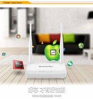 achat en gros de répéteur sans fil rj45-Routeur WIFI sans fil Tenda WI-FI Répéteur Booster Extender Home Network 802.11 b / g / n 300Mbps RJ45