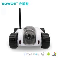 Wholesale WiFi RC Spy Car Remote Robot Camera Car Support Smart Phone Remote Control Wireless Charging ip camera