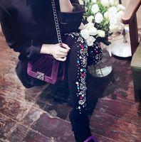 baroque tights - Luxury Baroque handmade pantyhose
