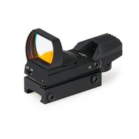 Wholesale Fashion New Style Tactical X Reticles Mini Red Dot Scope For MM Rail Hunting Shooting CL2 A