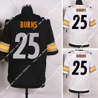 authentic steelers jersey - NWT Factory Outlet Newest NIK Elite Artie Burns Steelers Men s Stitched Embroidery Logos America Football Authentic Jerseys Sweatsh