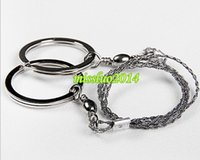 Wholesale 300pcs Emergency Survival Gear Steel Wire Saw Camping Hiking Hunting Climbing Gear