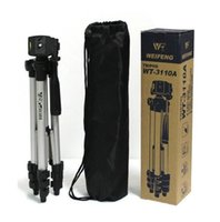 Wholesale Original WEIFENG WT A Universal Mini Monopod Flexible Aluminum Alloy SLR Camera Tripod Stand for For Sony Canon Nikon Video Recorders