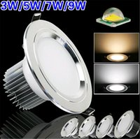 bathroom knobs - LED ceiling W w w w Cree LED Downlight Ceiling Recessed Light led spot led panel lighting