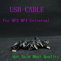 Wholesale High quality USB pin cable for MP3 MP4 GPS navigator digital cameras DVD Mini mini USB cable PIN CM CABLE