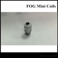 Cheap 100% GENUINE ECT FOG Mini Coils ECT Fog Mini Tank Replacement Coils 5pcs Pack 0.3ohm 0.5ohm 1.0ohm Free Shipping