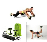 Wholesale 2016 Newest Revoflex Xtreme Fitness Xtreme Resistance Exerciser Portable slim equipment Free Shipped