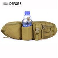 army surplus - New men s waist bags Leisure Camera Mobile phone outdoor Nylon Portable Messenger Bag Men Sports packs advance surplus army gear