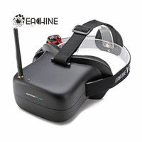 glasses fpv - Eachine VR VR007 G CH Inch HD FPV Goggles Video Glasses With V mAh Battery