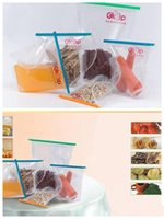 Wholesale Free DHL Magic Bag Sealer Stick Unique Sealing Rods Great Helper for Food Storage Bags In Stock