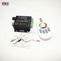 best sensitivity - ed backlight suppliers best price DC12 V A RGB Music Controller RF Remote Intelligent Sonic Sensitivity Led Backlight Remote