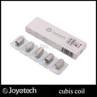 Wholesale Original Joyetech Cubis Coils BF SS316 ohm ohm ohm Clapton ohm Replacement Coil Head for Cubis Atomizer