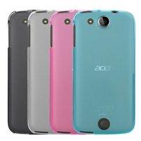 acer liquid s - Acer Liquid Jade Z Jade S Case New Silicone Pudding Matte Soft TPU Back Cover Case