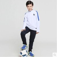 ac leopards - 2016 kids Madrid AC Inter PSG France Italy Argentina Dortmund Chelsea de foot training suits Survetement sports wear football shirt