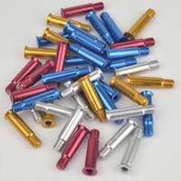 axle bolts - Aluminum Slalom Inline Roller Skate Axles mm Roller Blades screws inline skate wheel bolts skate shoes