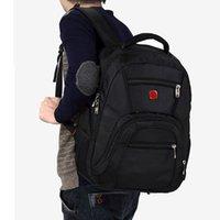 Wholesale New Laptop Backpack Mochila Notebook Backpack Women Men Computer Bag Laptop Bag Travel Hiking Nylon Backpack School Bag