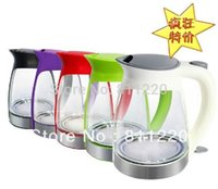 Wholesale Jk small capacity glass water electric heating kettle blu ray kettle automatic teapot house appliance