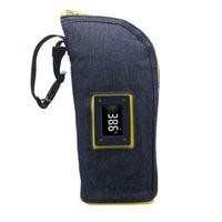 Wholesale Smart Digital Thermostatic Stable Temperature Baby Nursing Bottle Warmer Bag