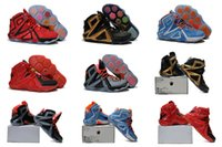 air jumps - lebron elite basketball shoes mens with top quality sneakers US Non slip jumping sneakers Size