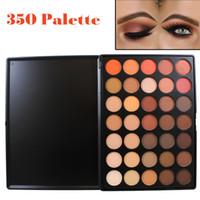 beauty earth - Professional Color Eyeshadow Palette Earth Warm Color Shimmer Matte Eye Shadow Beauty Makeup Set