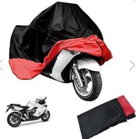 Wholesale Motorcycle Street Bike Cover Waterproof Protective Rain Breathable