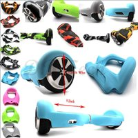 Wholesale Smart inch wheel self balancing electric scooter hoverboard Elastic and Soft Silicone Protective Sleeve Case Cover