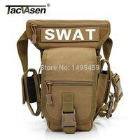bag palletizers - ag palletizers Outdoor Army Tactical Waist Bag Military for men waterproof leg bag waist packs for women running Bags material D