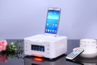 best sound dock - Best Quality Bluetooth Speaker Docking Charger FM Bluetooth Sound box with NFC function Cheap speaker ball