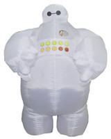Wholesale Adult NEW Cosplay Fans Inflatable Movie BIG HERO Baymax Costume Fancy Dress Outfit