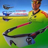 best sol - Best Cool Sport Cycling Eyewear Bicycle Sunglasses Bike Motorcycle Men Sunglasses De Sol Colors