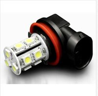 acura parts accessories - 2PCS H8 SMD Car H8 H11 LED Fog Lights LED Bulb Lamp Car Accessory Auto Part Day Running Light