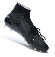 athletic high heels - New Arrivals multicolor Athletic Soccer Shoes Football Boots Magista Obra FG ACC Cleats High Top Sports Boot