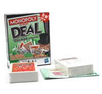 big monopoly - New arrival Monopoly Deal Card Game Funny Popular Board Game Set Toy for Kids with high quality