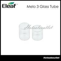Eleaf iSmoka Melo 3 Tubo de vidrio Melo III Mini Reemplazo del tubo de vidrio Pyrex para Melo3 Melo 3 mini tanque original del 100%