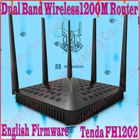 antenna bridge - Eng Firmware Tenda FH1202 Dual Band G G Mbps AC Wireless WiFi Router dBi Antenna X5 WDS Bridge NO COLOR BOX PROM