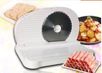 Wholesale At the electric meat slicer household electric cutting machine Kitchen appliances meat meat processing tools