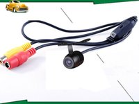 Wholesale A brand new Car Wireless Rear View Reverse Backup Camera Waterproof Cam Safe Parking Wireless Transmitter And Receiver Cables For Backup