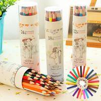 Wholesale Secret Garden coloring pencils Enchanted Forest Colored pencils colors colouring pencils E780
