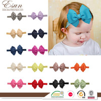 american fabric manufacturers - European and American manufacturers hot explosion models children bow with baby hair ribbon jewelry trade goods