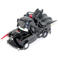 Wholesale Brand New Scale Pixar Cars Toys Star Wars Version Mater as Darth Vader Diecast Metal Car Toy For Gift Kids