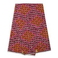 batik fabric designs - 6yards real veritable block wax cotton batik super quality african prints fabric new design printed ankara guaranteed