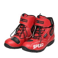motocross boot - 2016 New Motorcycle Boots Riding Tribe SPEED A007 Off road Racing motocross boots Dirt Bike motorcycle shoes botas moto botas motocross MX
