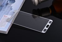anti stain - Samsung note5 stained glass film explosion superhard Samsung mobile phone film H note4 plated steel mirror film