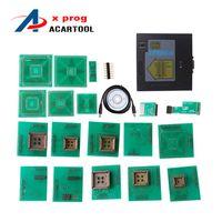 Professional car diagnostic tool  auto chip tuning - 2016 High Quality X prog V5 ECU Programmer Auto diagnostic tool scanner Xprog V5 Professional ECU Chip Tuning Tool