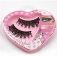 Wholesale Pairs Natural Thick Mink False Eyelashes for Beauty Makeup Natural Extension Eyelashes for Maquiagem