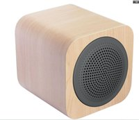 audio speaker manufacturers - 2016 Popular asthetic product from Manufacturer AVWOO Classical Mini Wooden Bluetooth Speaker with high quality and promotion price