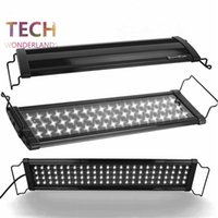 beamswork aquarium - Aquarium lid LED light fish tank aquatic plants lamp USA BeamsWork LED400 cm LED V marine aquarium lighting