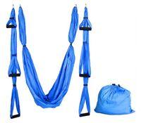 aerial training - Hot Sale pc Aerial Yoga Hammock Swing Latest Multifunction Anti Gravity Yoga Hamac Belts for Yoga Training Yoga Swing for Sporting
