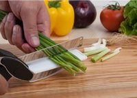 Wholesale 2016 DHL OR EMS SEND Clever Cutter in Knife Cutting Board Scissors kitchen sicssors